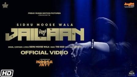Jailaan Lyrics Sidhu Moose Wala | Moosa Jatt