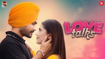 Love Talks Lyrics Himmat Sandhu