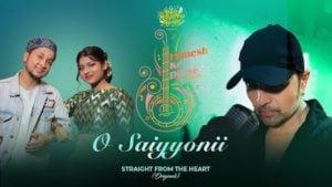 O Sayyoni Lyrics Himesh Reshammiya   Pawandeep, Arunita