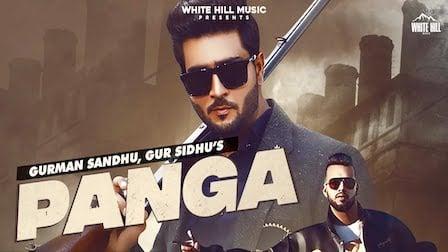 Panga Lyrics Gurman Sandhu x Gur Sidhu