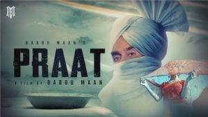 Praat Lyrics Babbu Maan