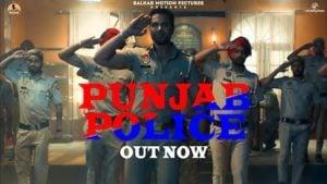 Punjab Police Lyrics Gagan Kokri   Thana Sadar