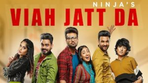 Viah Jatt Da Lyrics Ninja | Yaar Anmulle Returns