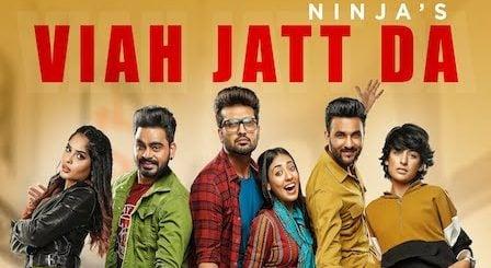 Viah Jatt Da Lyrics Ninja   Yaar Anmulle Returns