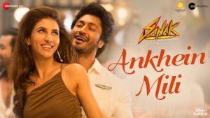 Aankhein Mili Lyrics Sanak   Raj Barman