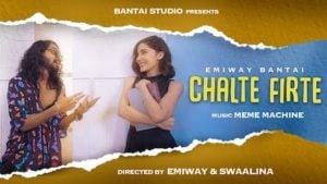 Chalte Firte Lyrics Emiway
