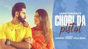 Chori Da Pistol Lyrics Laddi Chahal