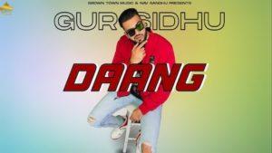Daang Lyrics Gur Sidhu