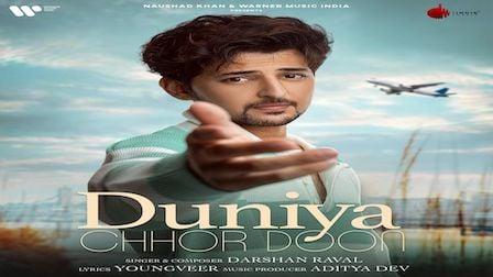 Duniya Chhod Doon Lyrics Darshan Raval