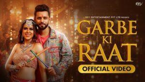 Garbe Ki Raat Lyrics Rahul Vaidya RKV