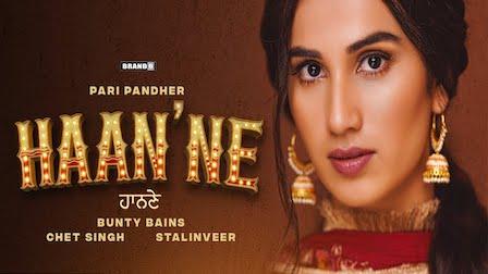 Haan'ne Lyrics Pari Pandher