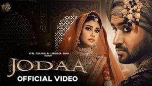 Jodaa Lyrics Afsana Khan