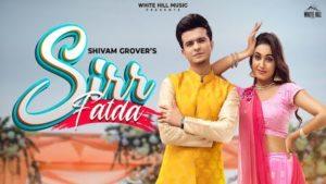 Sirr Fatda Lyrics Shivam Grover