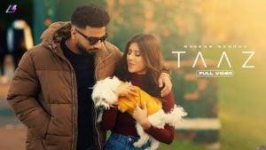 Taaz Lyrics Navaan Sandhu